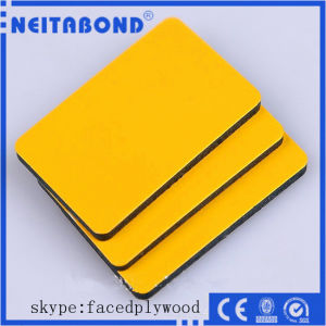 Quality Guaranteed PVDF and Coating Metal Construction Cladding Panel pictures & photos