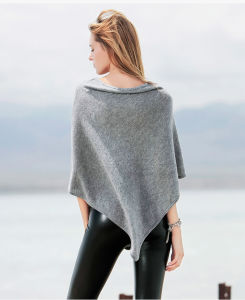Women′s Fashion 100% Cashmere Sweater (13brdw167) pictures & photos