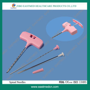 Various Sizes Spinal Needle with Ce & ISO pictures & photos