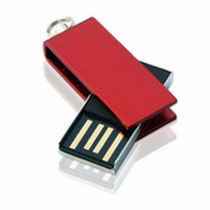 Swivel Mini USB Flash Drive 4GB (PZM624) pictures & photos