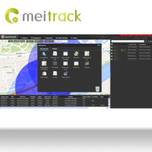 Meitrack GPS Vehicle Tracking System in UAE with Accout Control Management