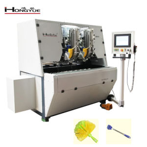 A570 CNC Brush Making/Drilling Machine