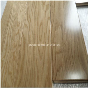 Prefinished Oak Engineered Flooring, UV Lacquer with Bruched or Not, Ab Grade, Multi-Layers or 3-Layers (factory best prices attached) pictures & photos