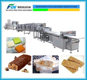 Candy Machine for Producing Sesame Candy, Chocolate Coating Product, Nougat, Sugus, Milk Candy, Square Shape Candy pictures & photos