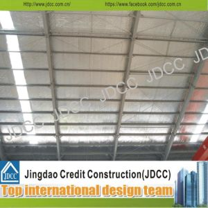 Jdcc Prefabricated Light Steel Structure Workshop pictures & photos