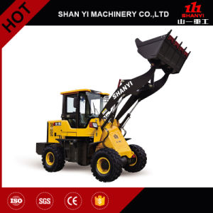 Competitive Price 2.6 Ton Wheel Loader with Ce Zl928 pictures & photos