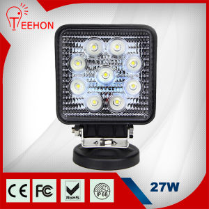 Factory Price 27W Square LED Work Lamp pictures & photos