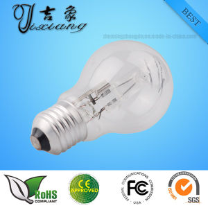 50W 220V Energy Saving E27 A55 Halogen Lamp