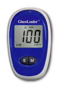 Blood Glucose Meter Glucometer Sxt-1 pictures & photos