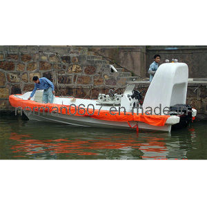 Marine F. R. P Rescue Boat for Rescuing pictures & photos