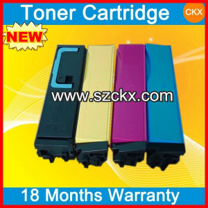 Best Sales Color Compatible Laser Copier Toner Cartridge for Kyocera Tk550/Tk552/Tk554 pictures & photos