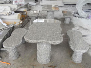 Stone Table, Stone Bench, /Chair, Garden Furniture, Garden Decoration