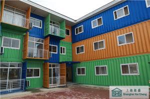2014 New Hot Sale Accommodation Container (shs-mh-accommodation006) pictures & photos