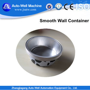 Smooth-Wall Air-Line Aluminium Foil Container pictures & photos