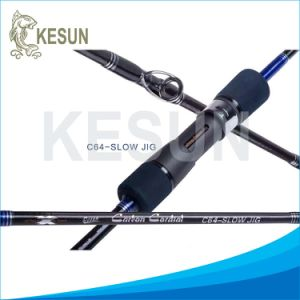 Wholesale/Retail/Manufacture/OEM Controlling Fishing Rod C64-Slow Jig