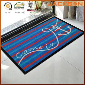 Professional Outdoor Rubber Doormat Flooring Printed Mat
