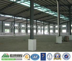 China Recyclable Pre-Engineering Steel Structure Prefab Warehouse Building