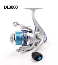 Dl 3000 Fishing Reel with Line Spinning Reel pictures & photos