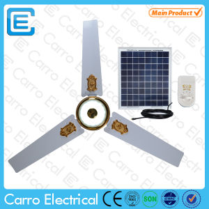 China solar dc ceiling fan with solar panel and led china ceiling solar dc ceiling fan with solar panel and led swarovskicordoba Gallery