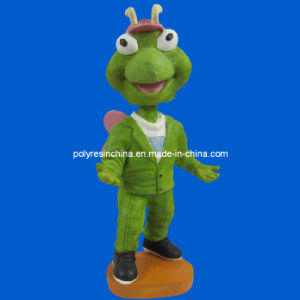 Customized Mascot Bobble Head, Polyresin Mascot Bobblehead pictures & photos