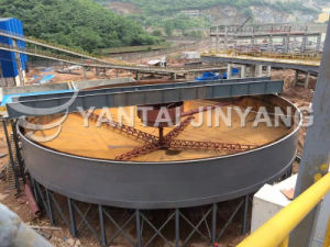 Low Cost Thickener Tank for Sale, Mining Thickener Equipment for Concentrating