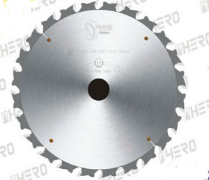 Multi-Cutter Tct Saw Blade for Metal, Wood, Alu pictures & photos