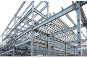 Light Steel Structure Warehouse with ISO 9001 pictures & photos