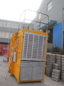 SC320/320TD Construction Elevator at Lifting Speed 36m/min