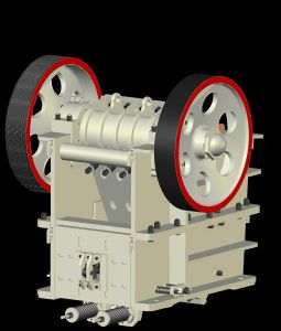 Jaw Crusher/ Hydraulic Jaw Crusher/Sj Series Hydraulic Jaw Crusher