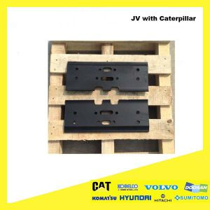 Caterpillar Joint-Venture Steel Track Shoe and Swamp Track Shoe for Excavator and Bulldozer pictures & photos