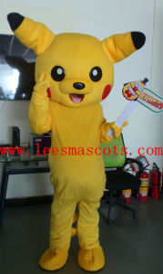 ohlees pikachu mascot costume halloween christmas birthday props costumes for adult kids