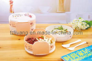 Transfer Printing Paper for Plastic Lunch Box pictures & photos