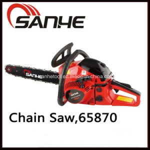 58cc Gasoline Power Chain Saw 6587 with CE
