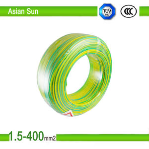 IEC 60502 Halogen Free H05V-R 4mm2 PVC Building Wire pictures & photos