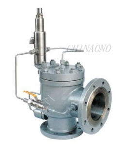 Carbon Steel Pilot Safety Valve with Flange pictures & photos