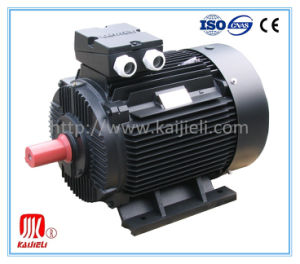 Ie2 Series Three Phase Electric Motor, High Efficiency Motor pictures & photos