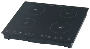 Induction Cooker with 4 Burners