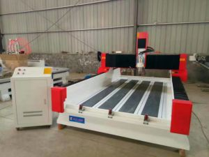 CNC Router Stone Carving Machine with 7.5kw Spindle pictures & photos