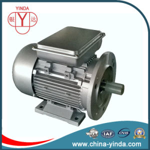 Single-Phase Motor - Aluminium Frame Electric Motor pictures & photos