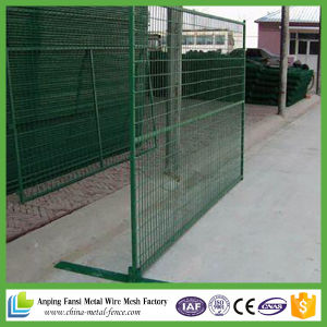 China Canada Standard Cheap Price Temporary Metal Fence Panels