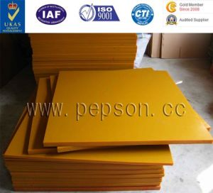 Pepson Wholesale PU Board Plastic Board pictures & photos