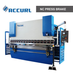 2500mm 63 Tons Hydraulic Press Brake with Bending 4mm pictures & photos