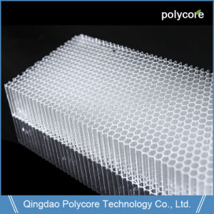 PC Honeycomb Panel for Air Filter in Refrigeration Display Showcase pictures & photos
