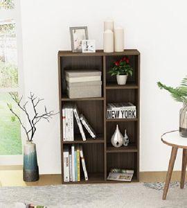 China Living Room Furniture Types Bookcase Design Wooden Bookshelf