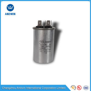 Cbb65 AC Motor Capacitor (aluminum case, anti-explosion)