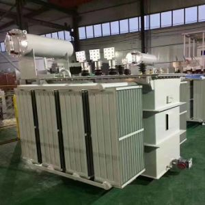 Low Loss Pole Mounted Step Down 2500kVA Oil Immersed Transformer