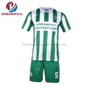 quality design db753 ce80b Wholesale Soccer Wear Custom Sublimation Printing OEM Cheap Soccer Jerseys