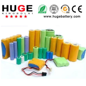 3.7V Rechargeable Li-ion Battery Icr17500 (ICR17500) pictures & photos