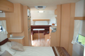 21FT Van Caravan pictures & photos