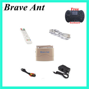2018 Brave Ant Arabic IPTV Box All Channels Lifetime Free Android Smart TV  Box Stable Powerful Channel DHL Free Shiping